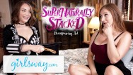 Xxx stack Boyfriends stacked sister does magic 4 my pussy- girlsway