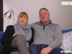 Amateureuro - Harsh Unexperienced Romp On Gauze With German Unexperienced Couple