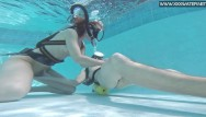 Super small teens Super hot underwater blowjob with minnie manga