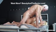 Senior citizen adult movies Old citizen fucking dirty babe