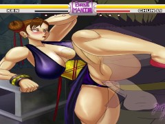 Chun Li-s Fat Butt Receives Romped (evo Moment Thirty-something Reupload)