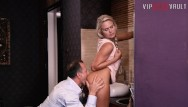 Slut vault Vipsexvault - hot sweaty sex in the bathroom with hot czech wife barra bras