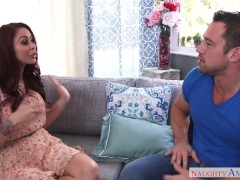 Naughty The Us Monique Alexander Supreme Ravaging In The Couch
