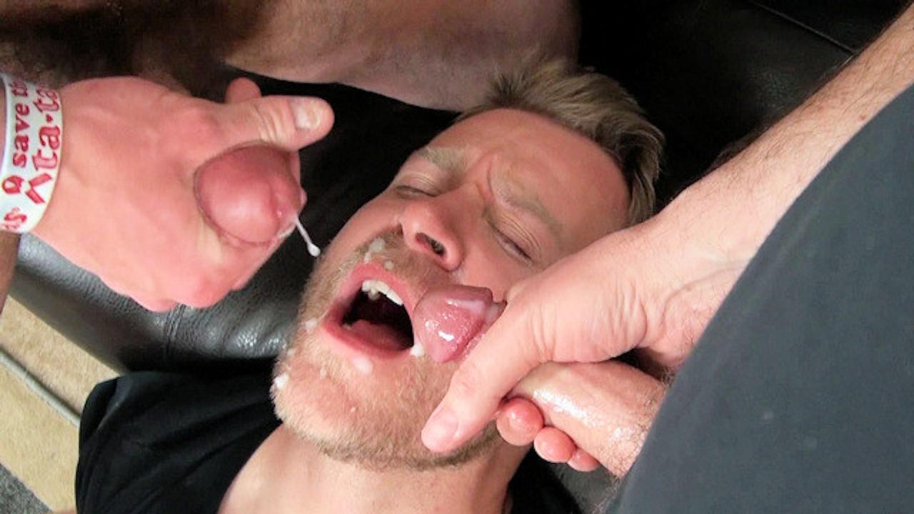 Straight Men Eat Cum Photo Gallery Free Gay Tony Had A Pretty Massive
