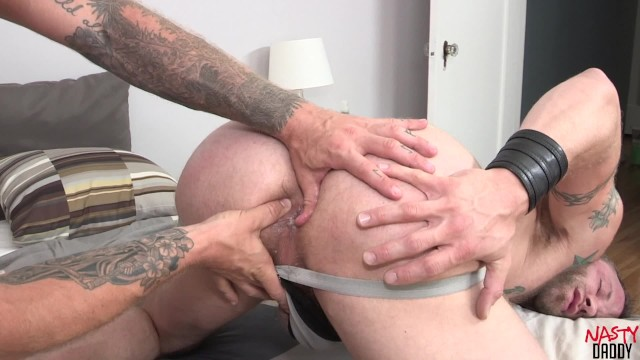 Derek Parker Takes Raw Daddy Dick