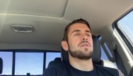 Gay masterbating while driving - Dante colle jerking and driving