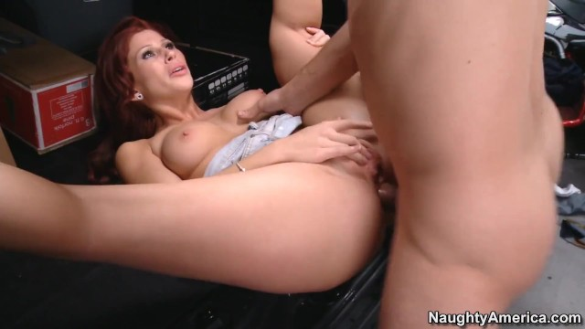 naughty america latina brooklyn lee fucking in the truck