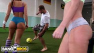 Free ass and booty tgp Bangbros - young big booty white girls playing with balls for fun