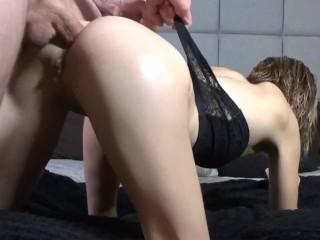 Sexy Little Ferrari 2 – Butt Fucked