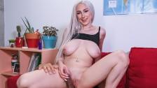 SisLovesMe – Busty Blonde Gets Her Pussy Pounded By Stepbro