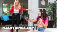 Watch natalie portman lesbian scene Reality kings - milf janna hicks punishes stepdaughter natalie brooks