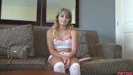 Hustler and barely legal - Sexy teen anna mae bares all