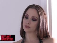 Deviant Xxx - Domme Chanel Preston Pegs Her Sub Man