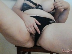 Very Naughty Plumper Cougar With Moist Unshaved Fuckbox Rails Yam-sized Cock