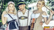 Biktoberfest free nude pictures - Fake oktoberfest with two hot young sexy blondes