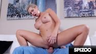 John payne porn - Footjob tittyfuck and hardcore anal with busty blonde savana styles