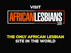 Ebony Lesbos Tear Up In Nairobi, Kenya