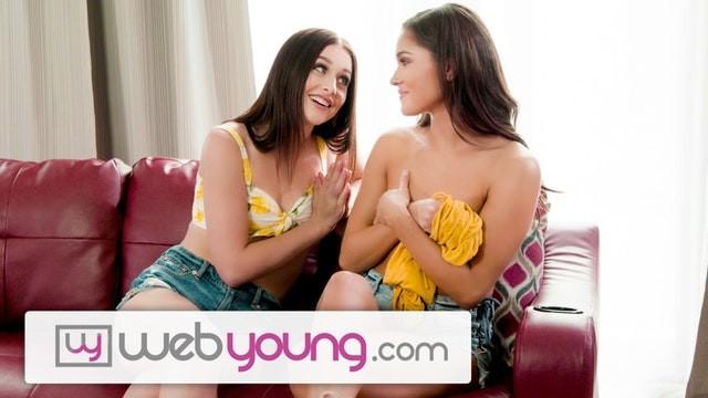 Godišnji lezbijski porno