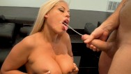 Inlarge your cock - Milf whore bridgette b enjoys a thick cock up her asshole