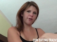 Cei Female Domination And Jism Drinking Fetish Videos