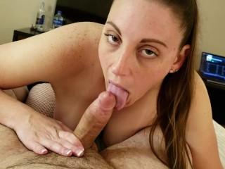 Melanie Hicks – Young Milf w/ Perfect Natural Tits Bangs A Fan