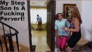 Abbie lee nude Bangbros - busty milf julia ann threeway with housekeeper abby lee brazil