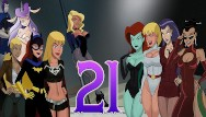 Comic nude sinful Dc comics something unlimited uncensored gameplay episode 21