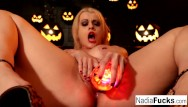 Celebrity ass and butt pictures Hot stancked nadia celebrates halloween