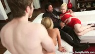 Filming my swinging wife Swinger party between friendships