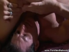 Threesome Bang-out Is Powerful With Passion