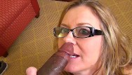 Wife was sucking cock Mature wife sucks on bbc
