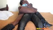 Naked african people Skinny african girlfriend needs big cock