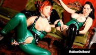 Rustoleum latex paint for metal Hot latex lesbians rubberdoll shae fatale fuck a shiny metal dildo