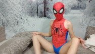 Strip clud st cloud mn Spiderman universe. spidergirl