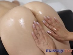 Massage Bedrooms Sexy Oily Babes Virgin Smooch And Kaisa Nord Greasy Wet Trib