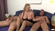 Grannys at home naked photos Amateureuro - horny step granny rides her step grandsons thick cock at home