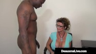 Teen jut Pussy fucked cougar deauxma gets strapon banged until she jets her juice