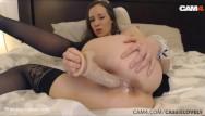 Live sex cam lips Slutty hot maid rides her dildo on live webcam cam4