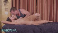 Free old kinky men fuck Kinky spa - petite adria rae has a fetish for being massaged by old men