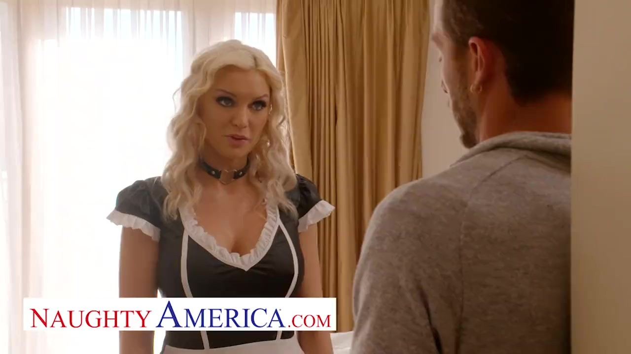 naughty america Kenzie Taylor gets nailed