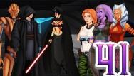 Star wars best of xxx episodes Lets lay star wars orange trainer uncensored episode 41