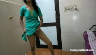 How do i strip the color from my hair Skinny gf dancing in shalwar suit stripped full and doing nude dance
