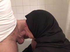 Hijab Tourist Very First Bang-out Practice Ever !!! (extreme)