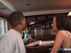 Private Ebony - Jada Stevens & Syren De Mer Proportion A 9