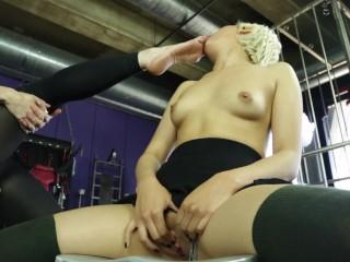 Student Nenetl is Seduced by Nina Hartley