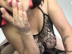 Milf Immense Inborn Bumpers Juggle As She Tears Up Her Faux-cock | Cam4