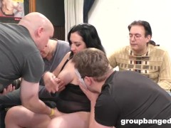 Iron Knuckle Groupbanged Lady
