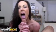 Bigmouthfuls cum for gas Bangbros - hot pawg kendra lust getting dick from sean lawless in the 305