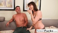 Energy smart power strip Threesome of sexual energy with alison