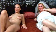 Busty brides sex - Gangbang the bride